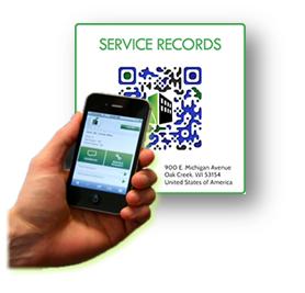 qr code with app